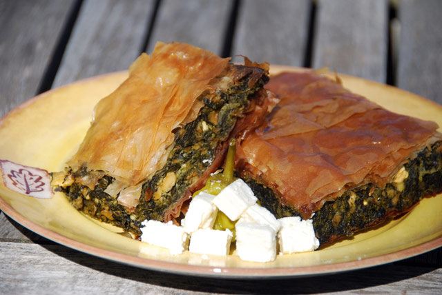Spanikopita_Greek_dish